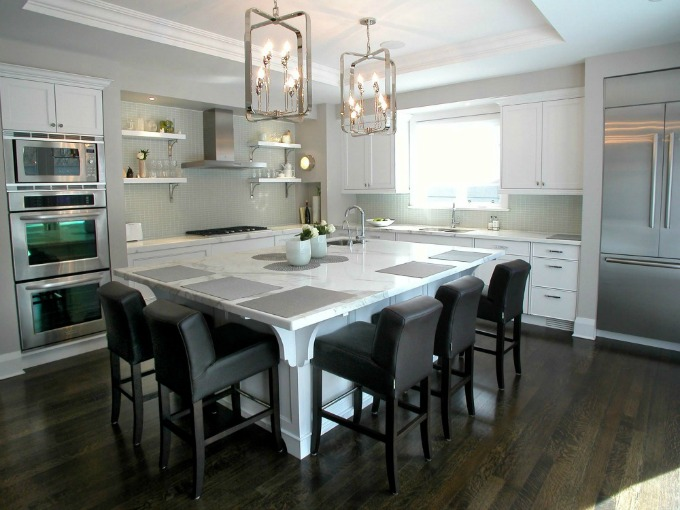 Open Concept Or Separated Kitchen?